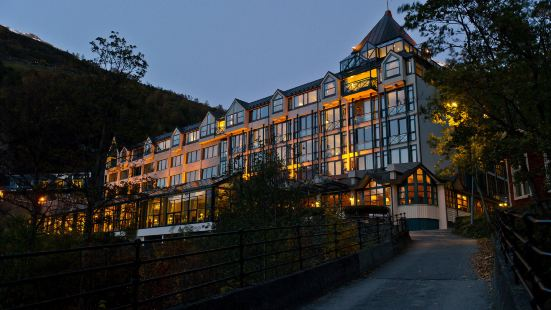 Hotel Union Geiranger Bad & Spa