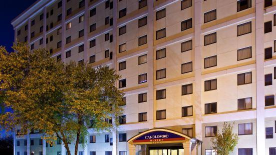 印第安納波利斯市區醫療區燭木套房酒店