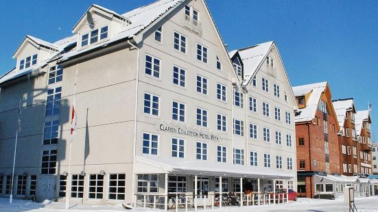 Clarion Collection Hotel with  Tromsø