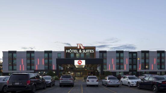 魁北克諾曼丁套房酒店
