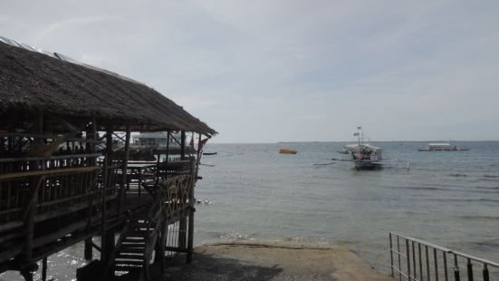 Kawayan Marine Village Beach Resort