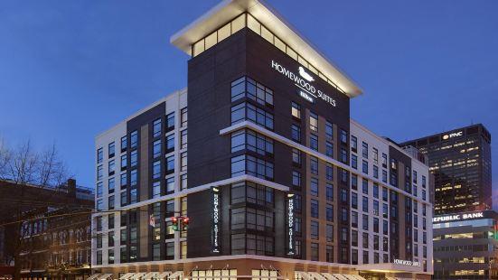 肯塔基路易斯威爾市區希爾頓欣庭酒店