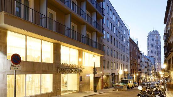 馬德里邇柔薩達爾格蘭大街酒店