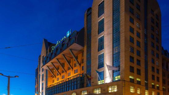 安特衞普阿斯特麗德麗笙酒店