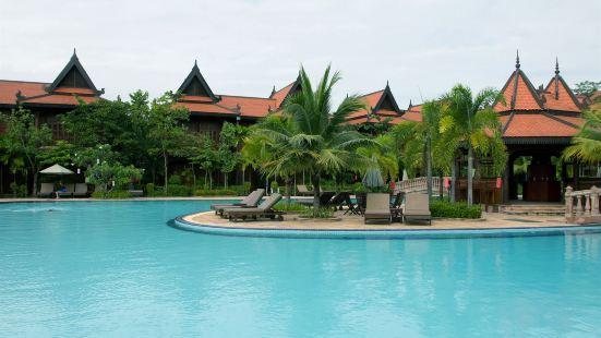 暹粒索卡萊吳哥度假水療酒店