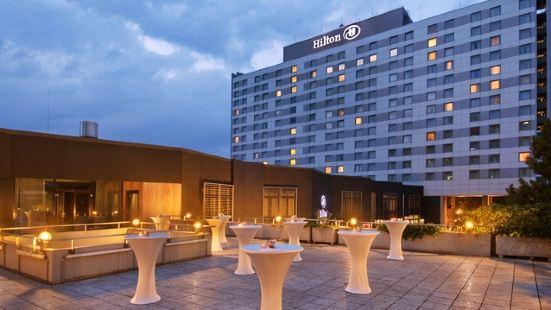 希爾頓杜塞爾多夫酒店