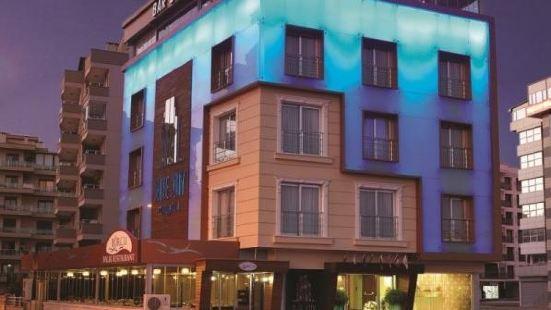 藍色城市精品酒店
