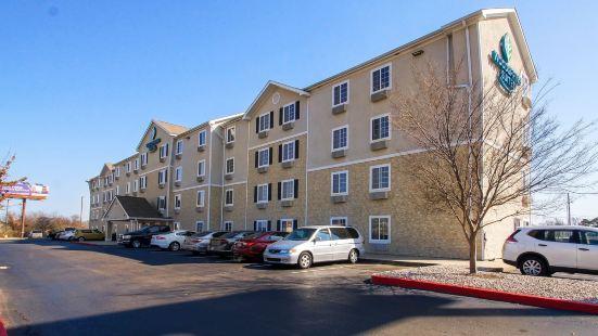 WoodSpring Suites Shreveport Bossier City