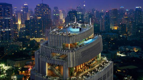 曼谷素坤逸區萬豪酒店