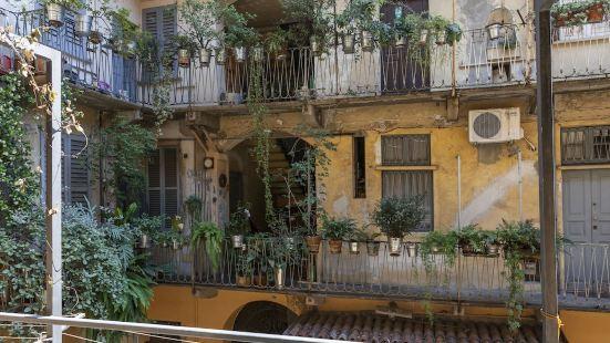 義式公寓酒店 - 提齊內塞城門 78 號