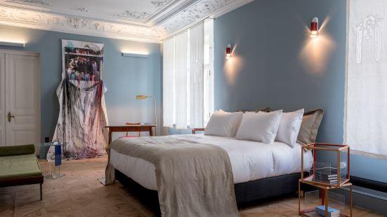 裏希特酒店設計酒店會員