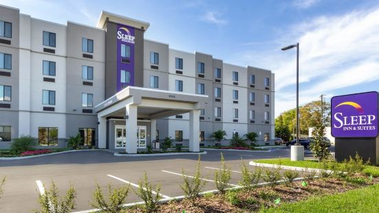 Sleep Inn & Suites Tampa South