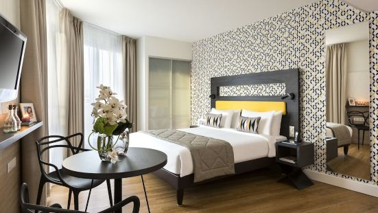 巴黎馨樂庭埃菲爾鐵塔服務公寓
