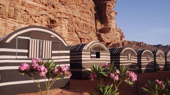 阿里瓦迪蘭姆月光露營酒店