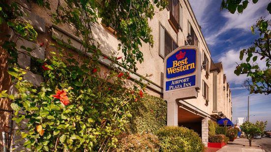 貝斯特韋斯特機場廣場酒店 - 洛杉磯 LAX 機場酒店