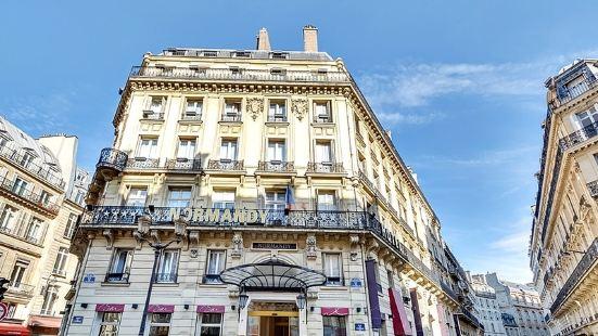 巴黎諾曼底酒店