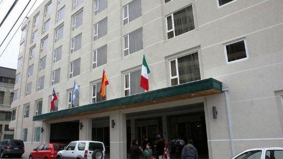 迪亞哥阿馬羅瓦爾帕萊索酒店