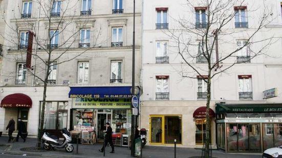 121巴黎酒店