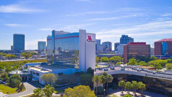 奧蘭多市區萬豪酒店