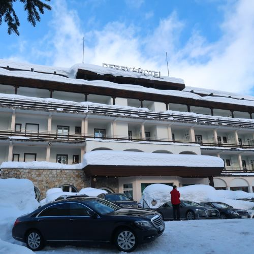 Hotel Derby Davos