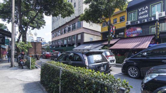 OYO 109 V'la Park Hotel Kuala Lumpur