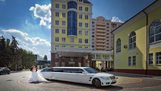 旅館複合體歐洲