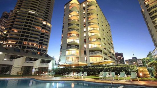 The Breakers Holiday Apartments Gold Coast