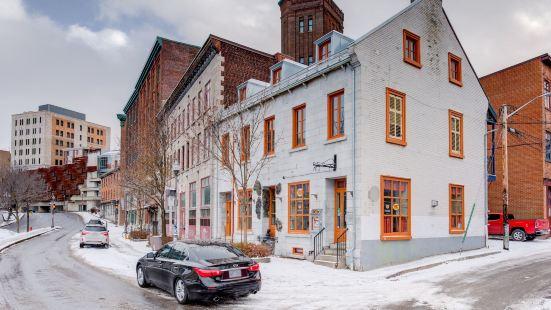 Les Lofts St-Vallier - by Les Lofts Vieux-Quebec