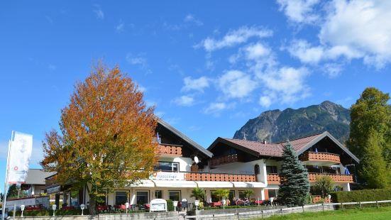 芬格霍夫咖啡餐廳酒店