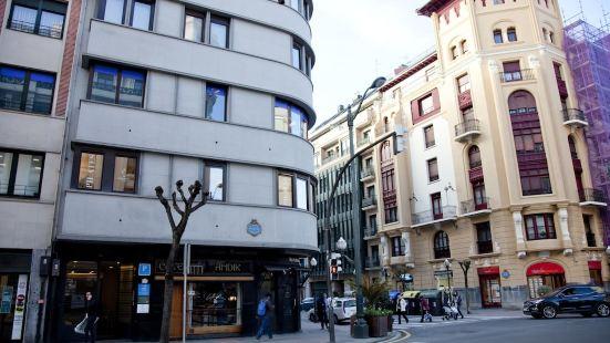 畢爾巴鄂中央公寓酒店