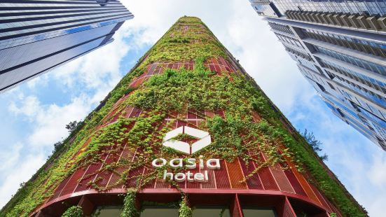 Oasia Hotel Downtown Singapore (Staycation Approved)
