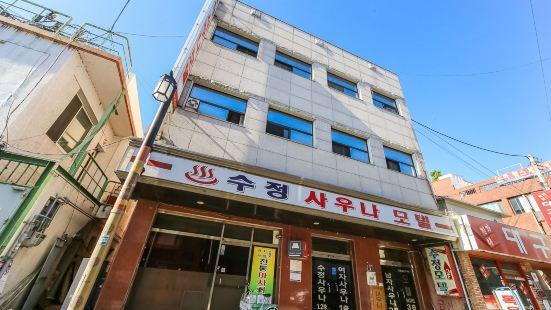 Gyeongju Sujeong Sauna Motel