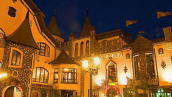 亨特王子城堡與德古拉酒店