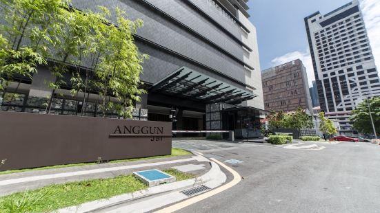 Anggun Residence by Sleepy Bear