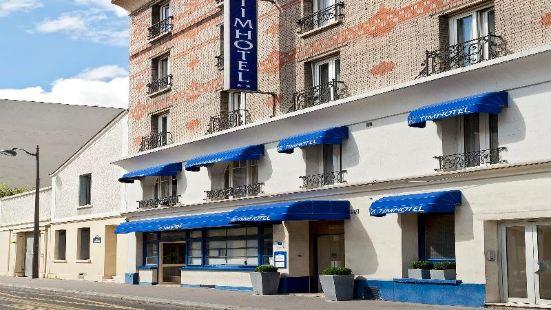 巴黎意大利廣場鵪鶉之丘宜必思尚品酒店