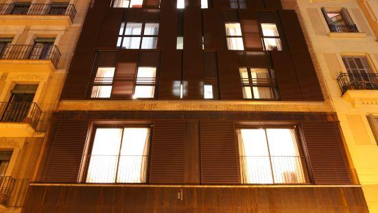 MH城市公寓酒店