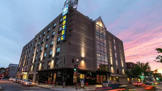 魁北克城中心/森特維爾貝斯特韋斯特優質酒店