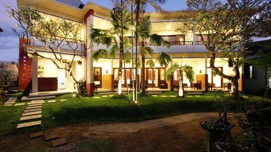 峇里島比利彭達瓦家庭旅館