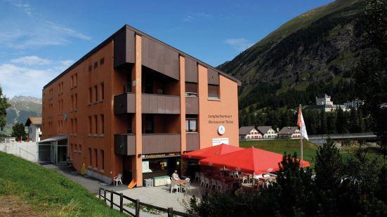 蓬特雷西納青年旅舍