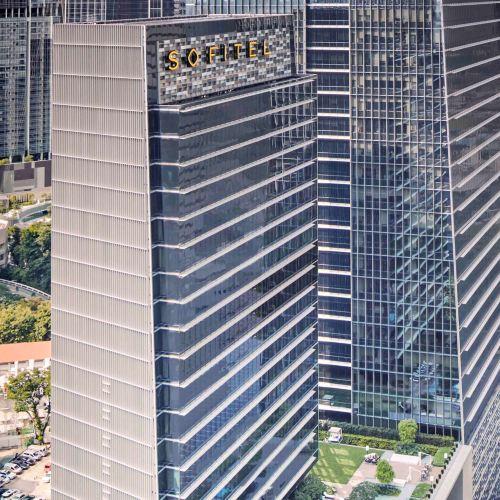 新加坡市中心索菲特酒店 (Staycation Approved)