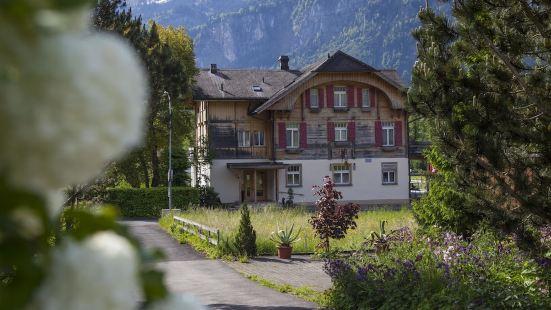 Hotel Alpenrose Beim Ballenberg