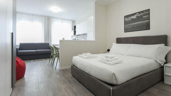 義式公寓酒店 - 卡多爾納 10 - B