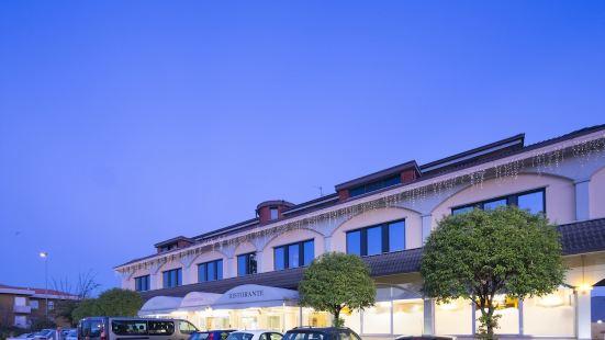 歐式餐廳及酒店