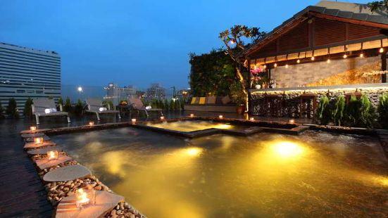 胡志明市銀城左京水療酒店