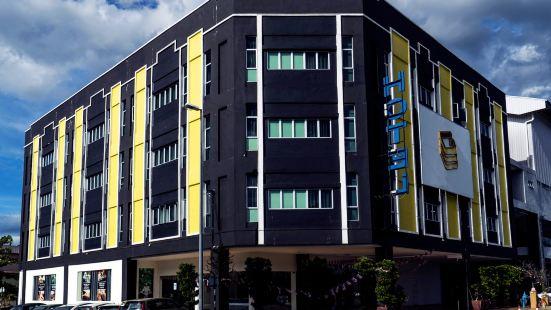 怡保金瓦酒店