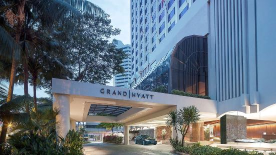 Grand Hyatt Singapore (Staycation Approved)