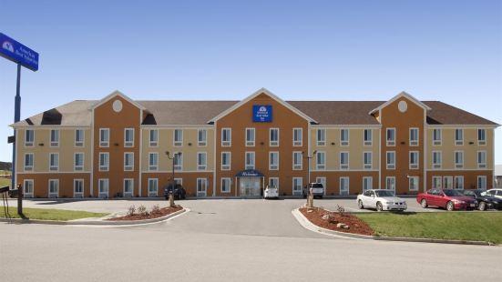 聖羅伯特美洲最佳價值酒店