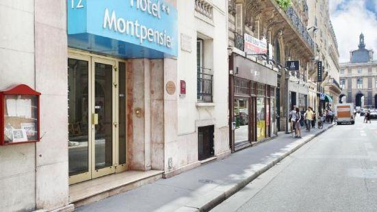 蒙龐西耶酒店