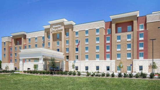 Hampton Inn & Suites Dallas/Frisco North-Fieldhouse USA