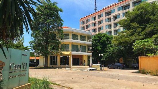 卡扎V1服務公寓式酒店
